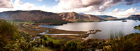 Day 2: Stitched Pano of Derwent Water