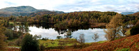 Day1: Stitched Pano of Tarn Hows
