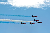 Red Arrows (Bmth Airshow 2011)
